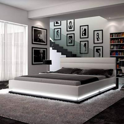 cama de agua